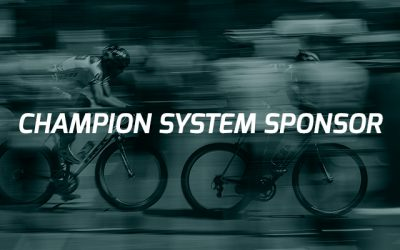 Champion Systems Signs on as Sponsor
