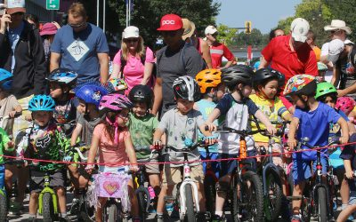 Igniting a Child's Love for Cycling